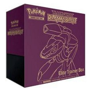 Elite Trainer Box de Plasma Blast