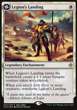 Legion's Landing / Adanto, the First Fort