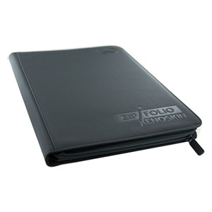 Zipfolio XenoSkin 9-Pocket Binder (Black)