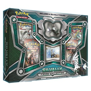 Silvally Collection