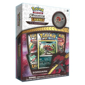 Shining Legends: Zoroark Collection