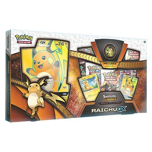 Schimmernde Legenden: Raichu GX Special Kollection