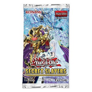 Secret Slayers Booster