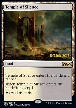 Temple of Silence (Version 2)