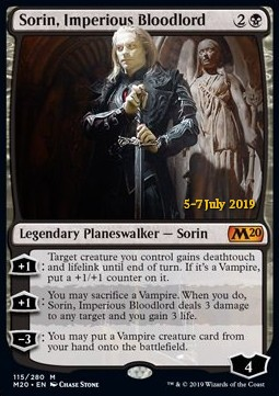 Sorin, Imperious Bloodlord (V.2)