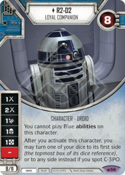 R2-D2 - Loyal Companion