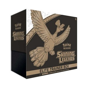 Schimmernde Legenden Elite Trainer Box
