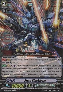 Stern Blaukluger [G Format] (Version 2 - Triple Rare)