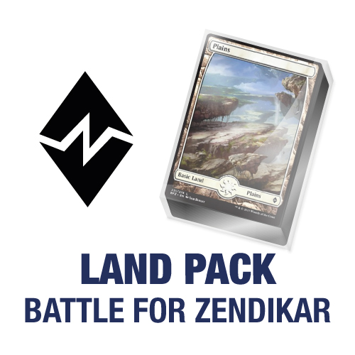 Battle for Zendikar: Land Pack