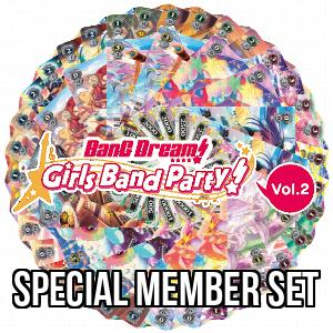 Set de Special Member de BanG Dream! Girls Band Party! 2