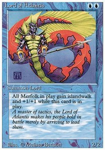 Magic The Gathering ~ 1x Lord of the Pit ~ REVISED ~  LP