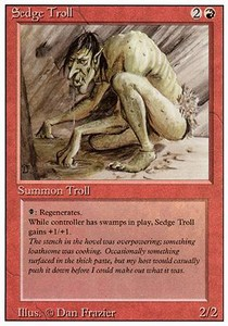 Sedge Troll