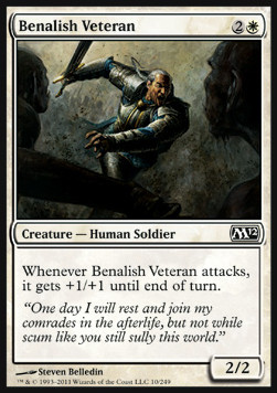 Benalish Veteran