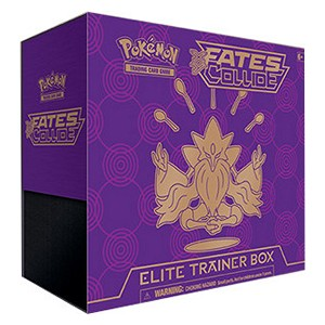 Elite Trainer Box de Fates Collide