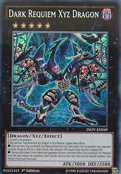 Dark Requiem Xyz Dragon