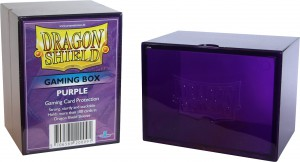 Dragon Shield Gaming Box (Purple)