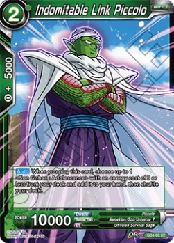 Indomitable Link Piccolo
