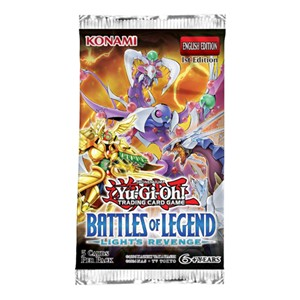 Battles of Legend: Light's Revenge Booster