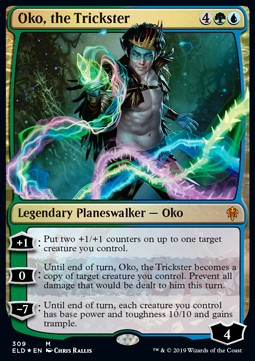 Oko, the Trickster