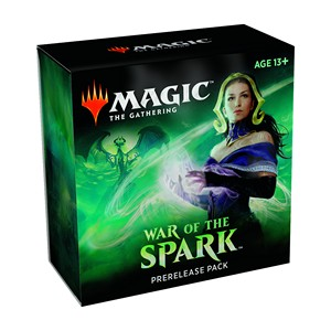 War of the Spark: Prerelease Pack