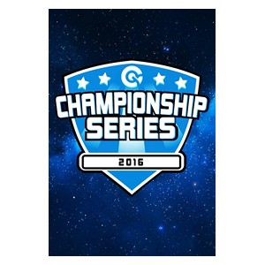 CCG Championship Series 2016 Sleeves