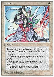 Magic the Gathering ~ 1x Verduran Enchantress ~ 4th Edition ~ M//NM