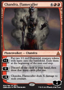 Chandra, Invocallamas