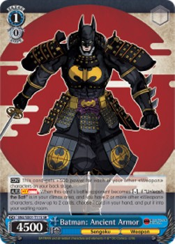 Batman: Ancient Armor (V.2 - Super Rare)