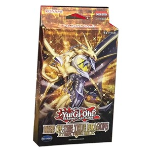 Structure Deck: Rise of the True Dragons