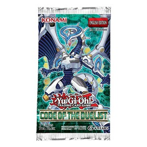Booster de Code of the Duelist