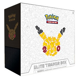 Elite Trainer Box de Generaciones