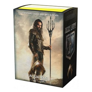 100 Dragon Shield Sleeves - Aquaman