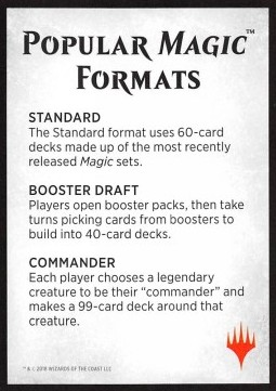 Build a Deck: The Basics // Popular Magic Formats