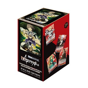 Fate/Apocrypha Booster Box