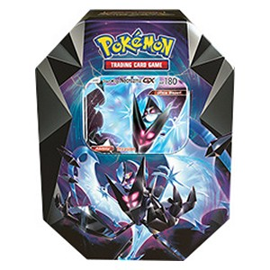 Dawn Wings Necrozma GX Tin