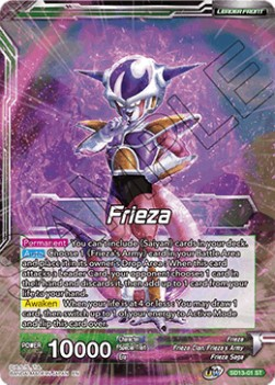 Frieza // Last Resort Frieza