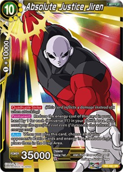 Absolute Justice Jiren