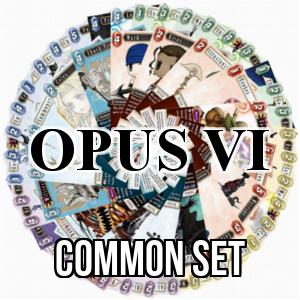Opus VI: Common Set