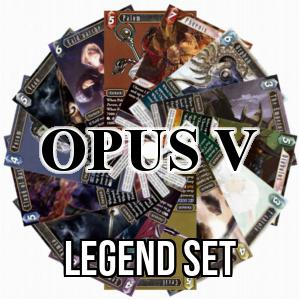 Opus V: Legend Set