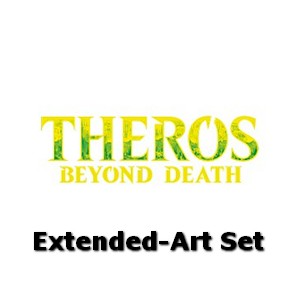 Theros Beyond Death: Extended-Art Frames-Set