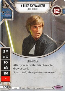 Luke Skywalker - Jedi Knight
