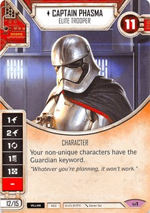 Captain Phasma - Elite Trooper