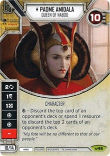 Padme Amidala - Queen of Naboo