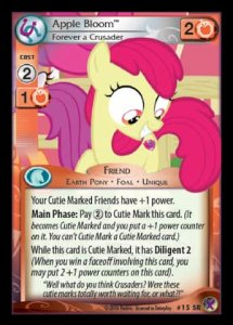 Apple Bloom *Forever a Crusader*