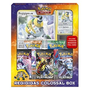 Regigigas Colossal Box
