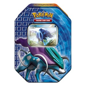 2010 Fall Collector's Tins: Suicune Tin