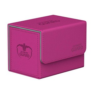 Ultimate Guard SideWinder Deck Case 80+ (Pink)