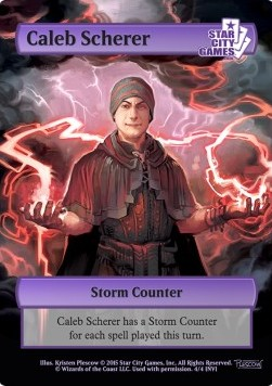 Storm Counter