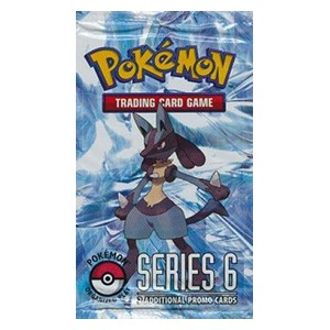 POP Series 6 Booster