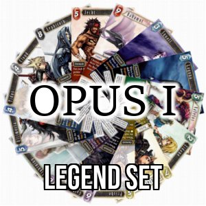 Opus I: Legend Set